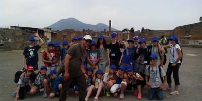 POMPEI : Visita guidata agli scavi