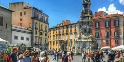 TOUR DEL CENTRO ANTICO DI NAPOLI