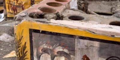 Le ultime meraviglie di Pompei