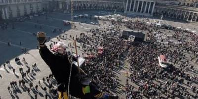 L'epifania a Napoli tra Sant'Antonio,  le bancarelle e un maiale…