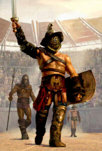 I Gladiatori Al Mann