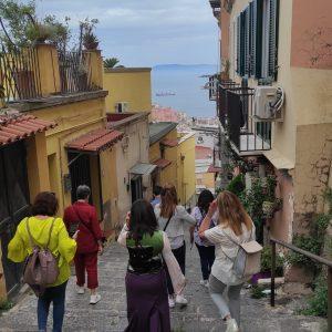 TOUR DI GRUPPO: Dal Vomero ai Quartieri Spagnoli